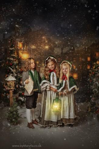 Christmas Carols mini sessions