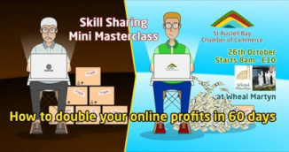 Double your online profits in 60 days