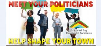Meet Your Politician - Help Shape St Austell